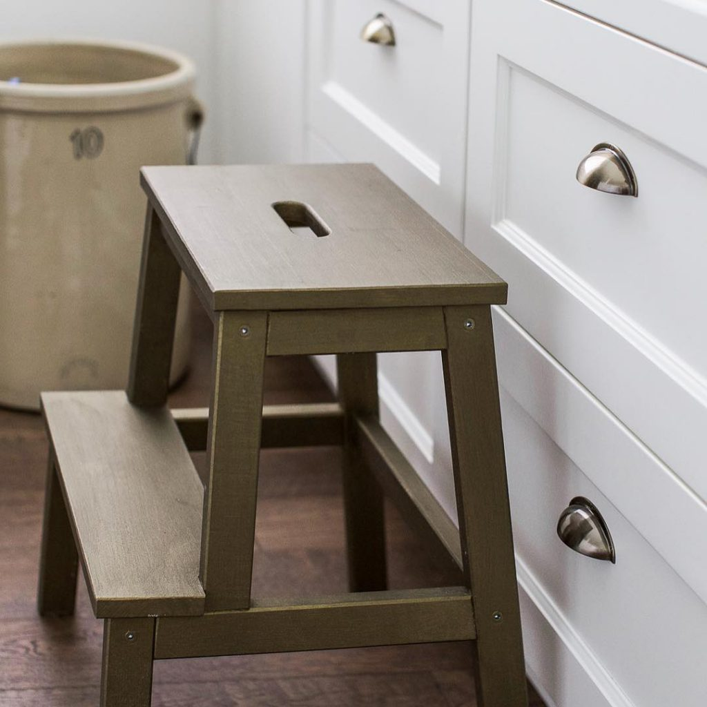 Vernice Chalk Paint Annie Sloan fusion mineral paint: no longer a mystery